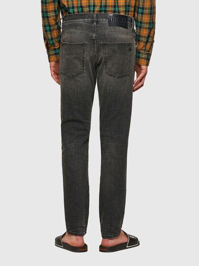 Diesel - D-Fining 09A73, Black/Dark grey - Jeans - Image 2