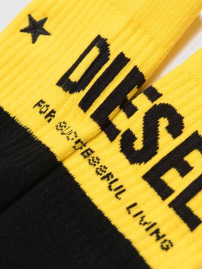 Diesel - SKM-ZRAY, Black/Yellow - Underwear - Image 3