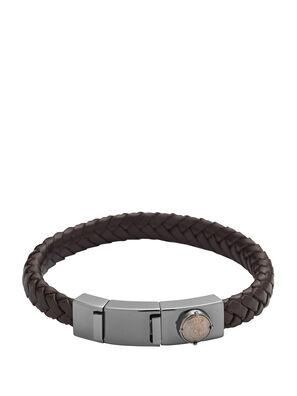 BRACELET DX0856, Dark Brown - Bracelets