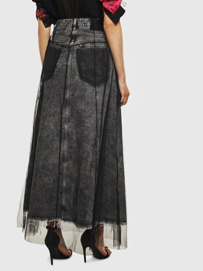 Diesel - O-MARGY,  - Skirts - Image 2