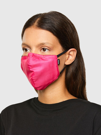 Diesel - FACEMASK, Pink - Other Accessories - Image 3