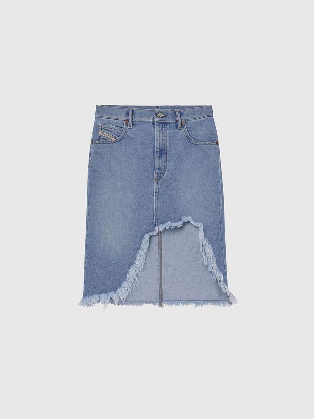 DE-ELLYOT, Light Blue - Skirts