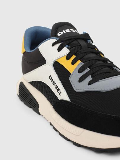 Diesel - S-TYCHE LOW CUT, Black/White - Sneakers - Image 4