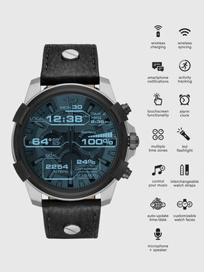 DT2001, Black - Smartwatches
