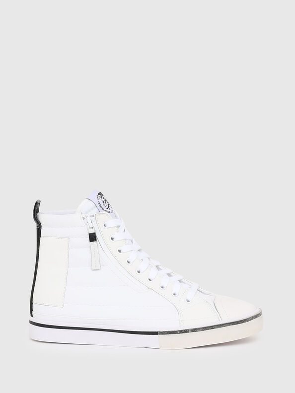 D-VELOWS MID PATCH W,  - Sneakers
