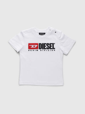 TJUSTDIVISIONB, White - T-shirts and Tops