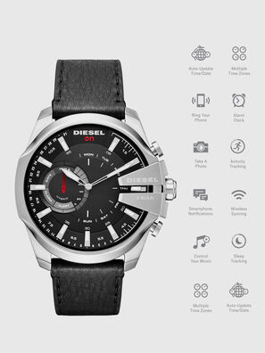 DT1010, Black - Smartwatches