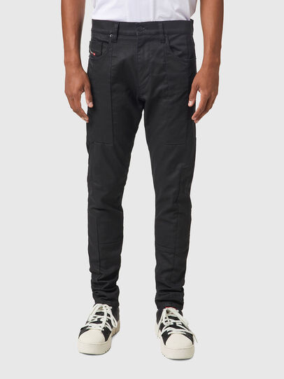 Diesel - D-Strukt JoggJeans® 069YH, Black/Dark grey - Jeans - Image 1
