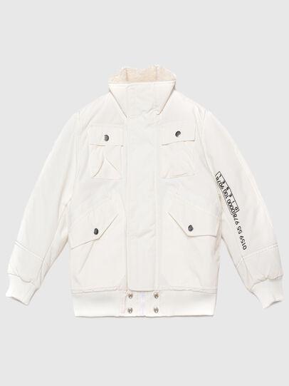 Diesel - JOKSO, White - Jackets - Image 1