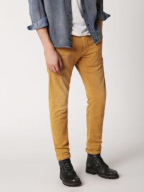 Krooley JoggJeans 0670M, Yellow - Jeans