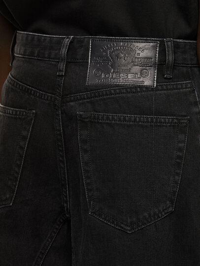 Diesel - D-Spritzz 009RN, Black/Dark grey - Jeans - Image 4