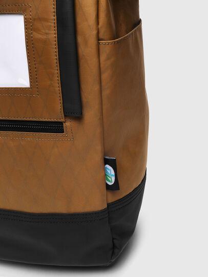 Diesel - SHINOBI, Light Brown - Backpacks - Image 7