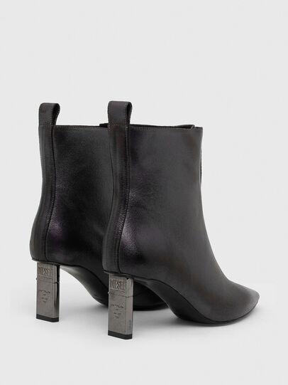 Diesel - D-LEZIPPO MAB, Dark Violet - Ankle Boots - Image 3