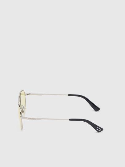 Diesel - DL0285, Pearl Grey - Sunglasses - Image 3