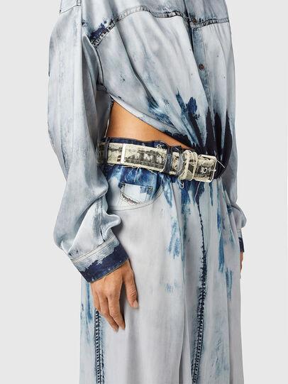 Diesel - D-SUKI, Light Blue - Dresses - Image 6