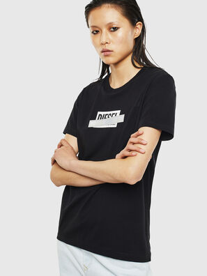 T-SILY-S2, Black - T-Shirts