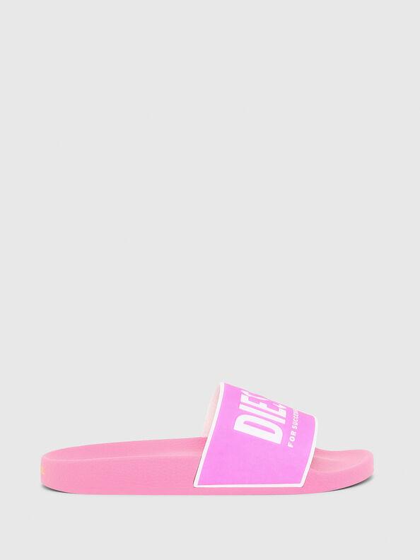 SA-VALLA W, Pink - Slippers
