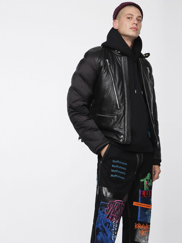 L-WINTER,  - Leather jackets