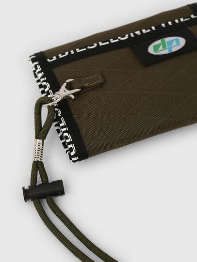 Diesel - YOSHINO VERT, Green Camouflage - Small Wallets - Image 4
