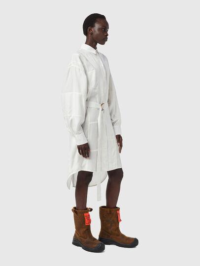 Diesel - D-VITTORIA-A, White - Dresses - Image 4
