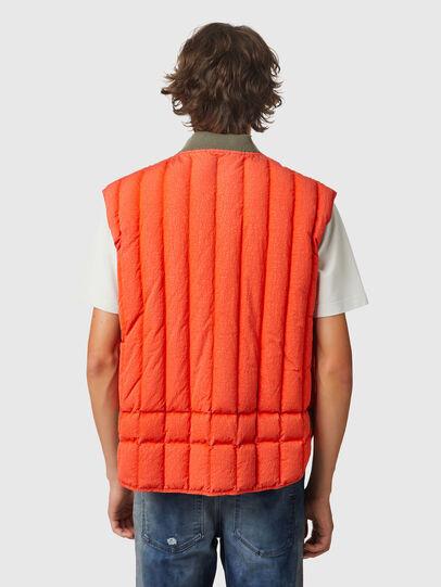Diesel - J-HAW, Orange - Jackets - Image 2