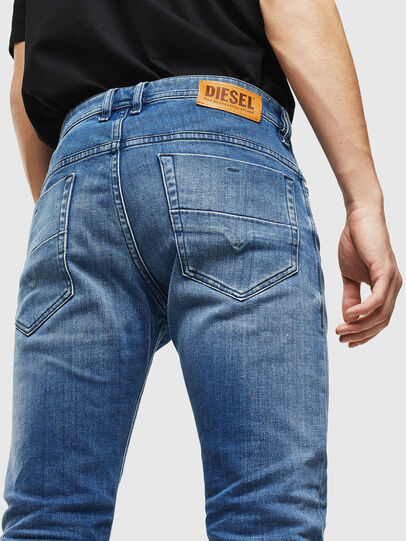 Diesel - Thommer 0097X, Medium blue - Jeans - Image 5