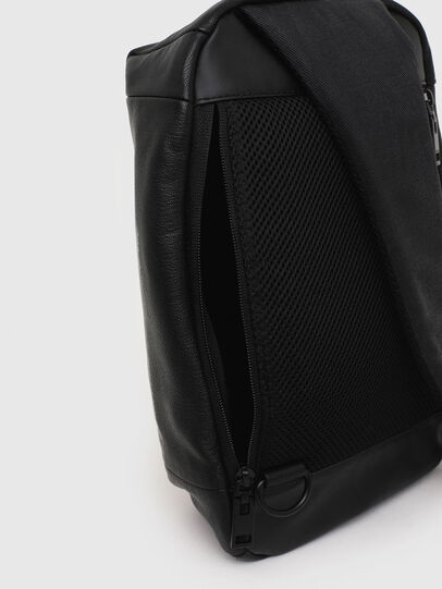 Diesel - D-SUBTORYAL MONO II, Black - Backpacks - Image 6