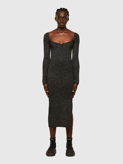 Diesel - M-AMETRINE, Black - Dresses - Image 1