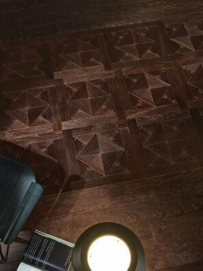 STUD OAK, Multicolor  - Flooring