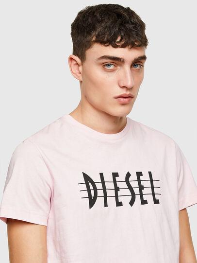 Diesel - T-DIEGOS-E34, Face Powder - T-Shirts - Image 3