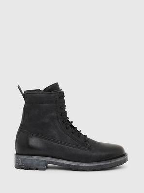 D-THROUPER DBB ZC, Black - Boots