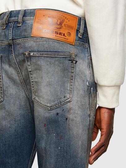 Diesel - D-Vider 009NH, Medium blue - Jeans - Image 3