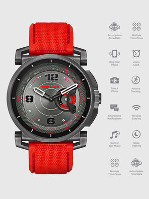 DT1005, Red - Smartwatches