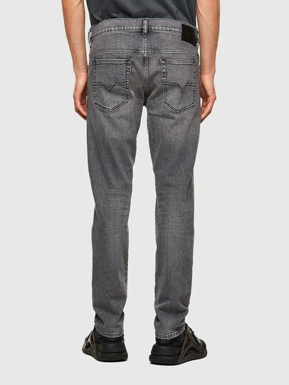 Diesel - D-Yennox 09A10, Light Grey - Jeans - Image 2