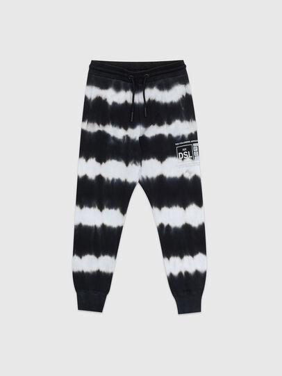 Diesel - PUMMER, Black/White - Pants - Image 1