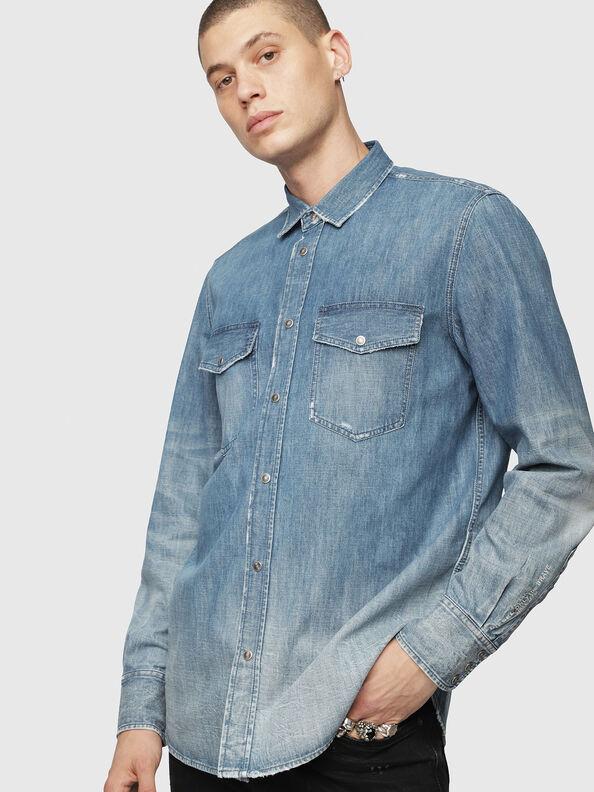 D-ROOKE-Y,  - Denim Shirts