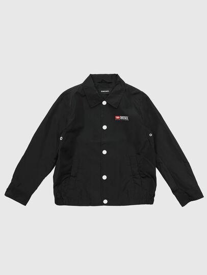 Diesel - JROMANP, Black - Jackets - Image 1
