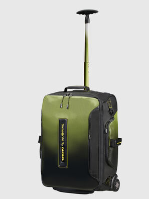 KA2*69008 - PARADIVE, Black/Yellow - Duffles with wheels
