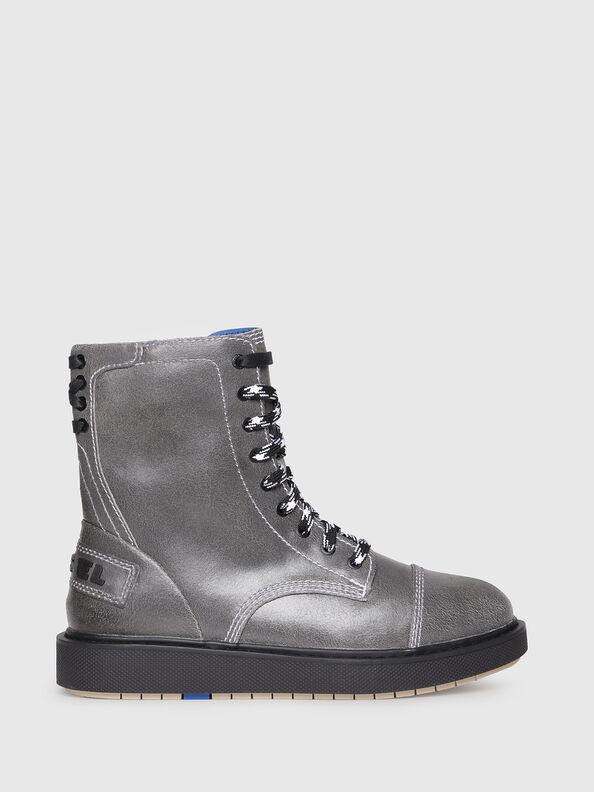 D-CAGE DBB, Grey - Boots