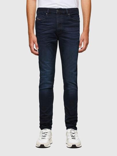 Diesel - D-Istort 009JG, Dark Blue - Jeans - Image 1