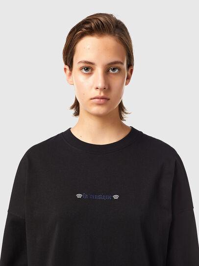 Diesel - T-BLONG, Black - T-Shirts - Image 3