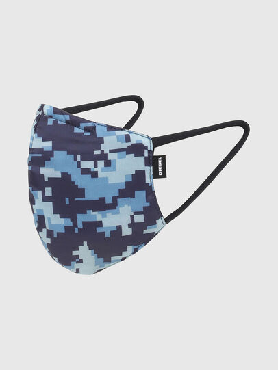 Diesel - FACEMASK-PIX, Azure - Other Accessories - Image 3