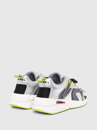 Diesel - S-SERENDIPITY LC EVO, White - Sneakers - Image 3