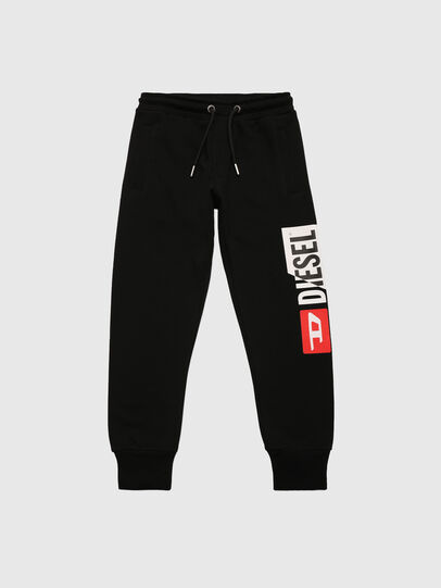 Diesel - PCUTY, Black - Pants - Image 1