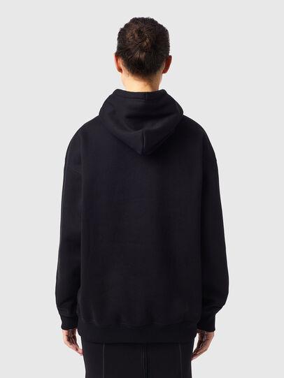 Diesel - S-UMMERIB-B1, Black - Sweaters - Image 2