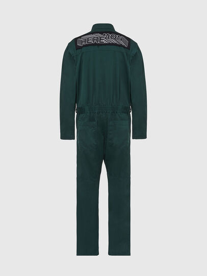 Diesel - P-LARRY, Dark Green - Pants - Image 2