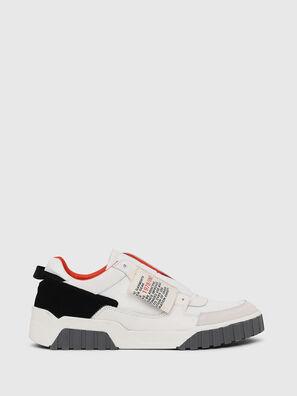 S-LE RUA ON, White - Sneakers
