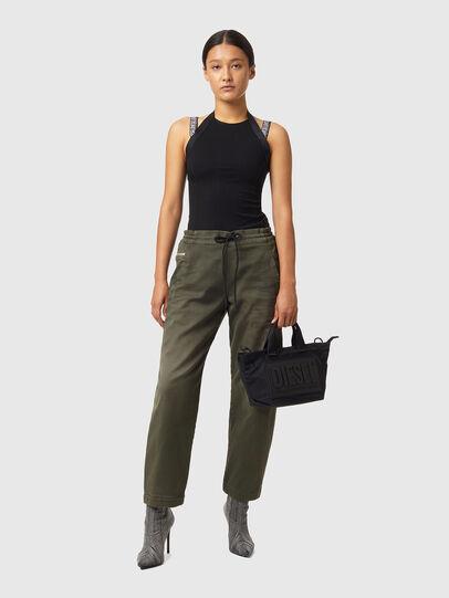 Diesel - Krailey JoggJeans® Z670M, Military Green - Jeans - Image 5