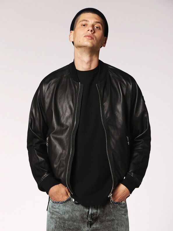 L-PINS,  - Leather jackets