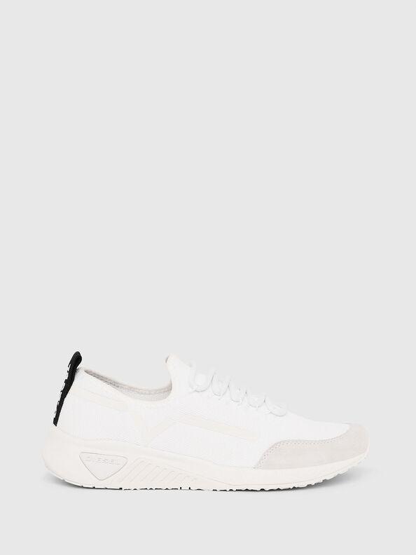 S-KBY STRIPE W, White - Sneakers
